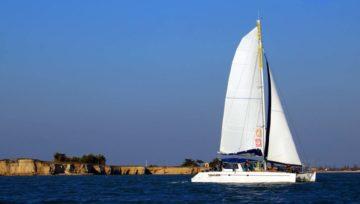 RIVAGES KAPALOUEST vous invite à rêver en voilier le long des côtes de La Rochelle